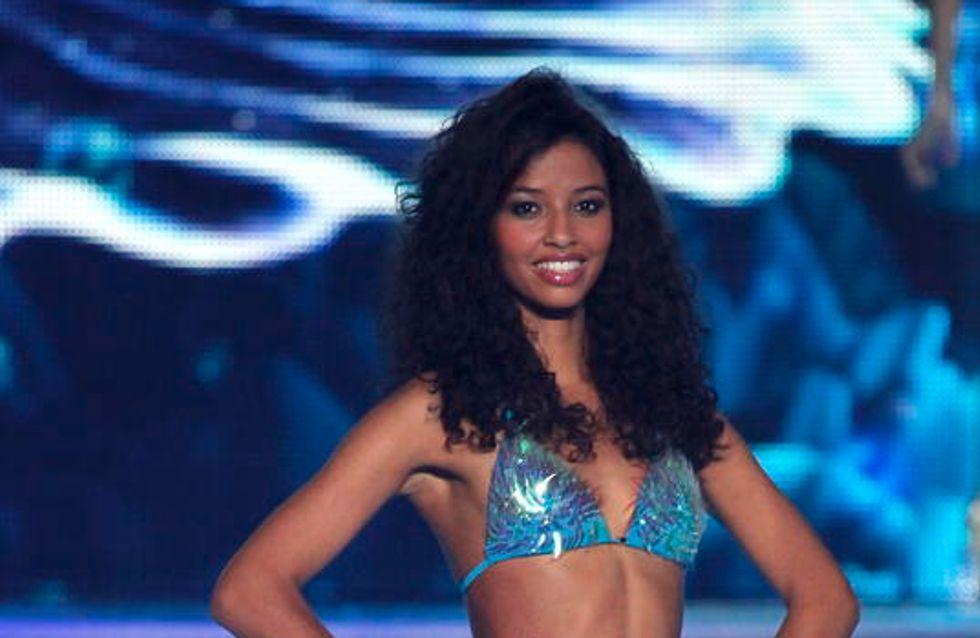 Miss France 2014 : Des chaussures trop petites