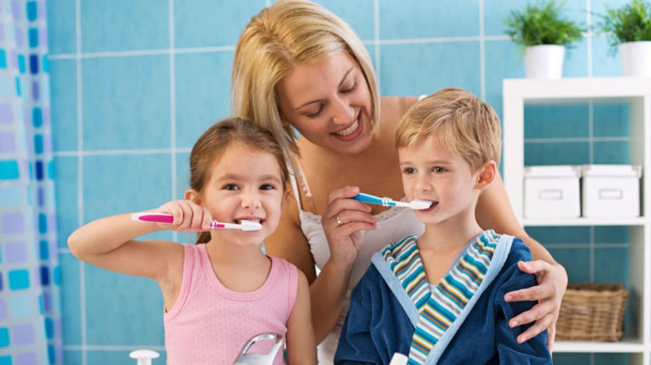 How to brush baby teeth: 6 tips for keeping your children's teeth clean and healthy
