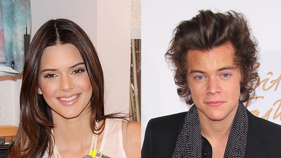 Kim Kardashian tells little sister Kendall Jenner to dump Harry Styles
