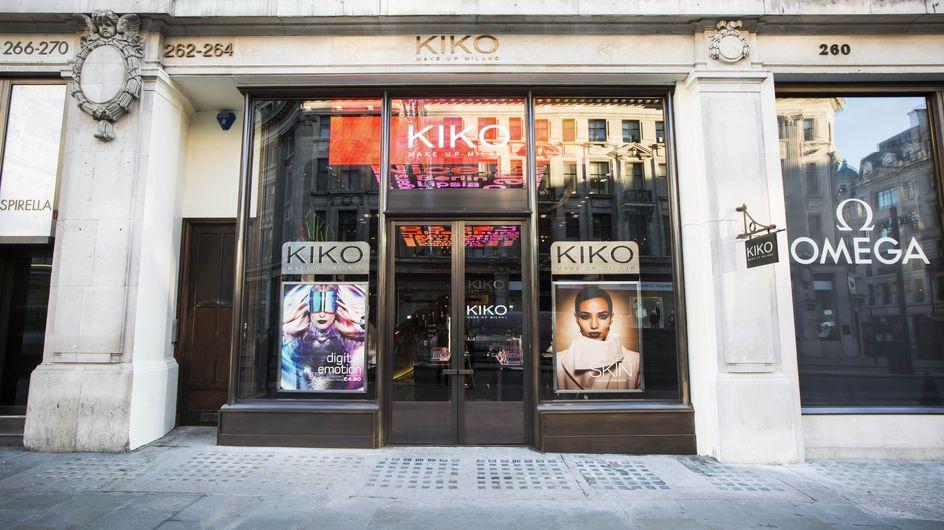 Kiko Milano apre a Londra