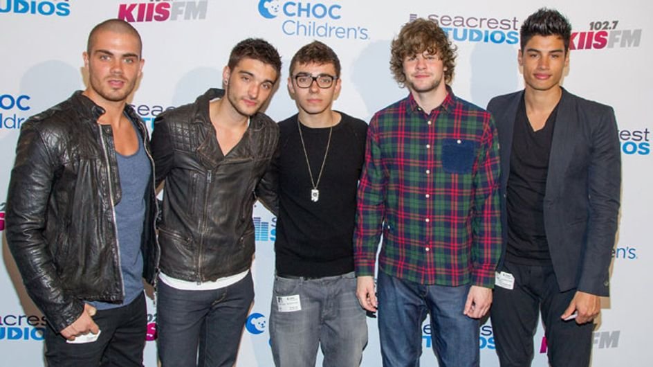 Max George forces The Wanted to cancel all European tour dates