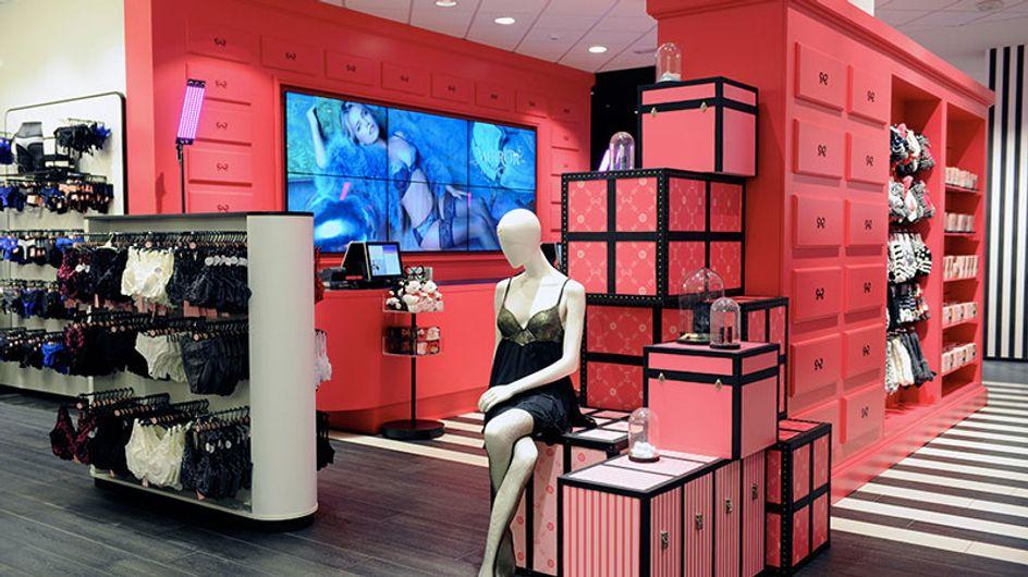 Hunkemöller opent nieuwe flagship store in Antwerpen