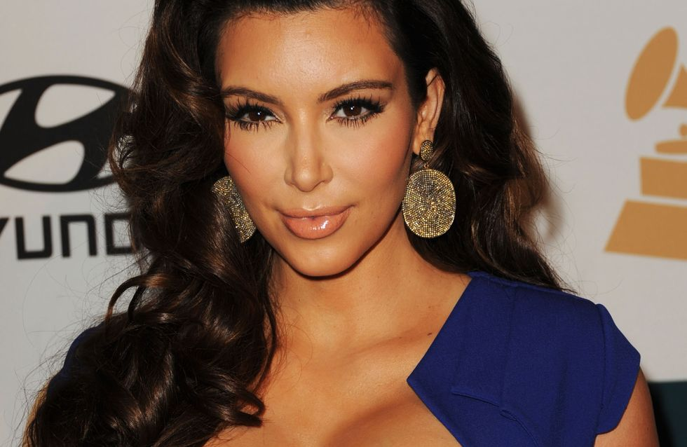 Kim Kardashian : Un corps de rêve six mois après bébé (Photo)