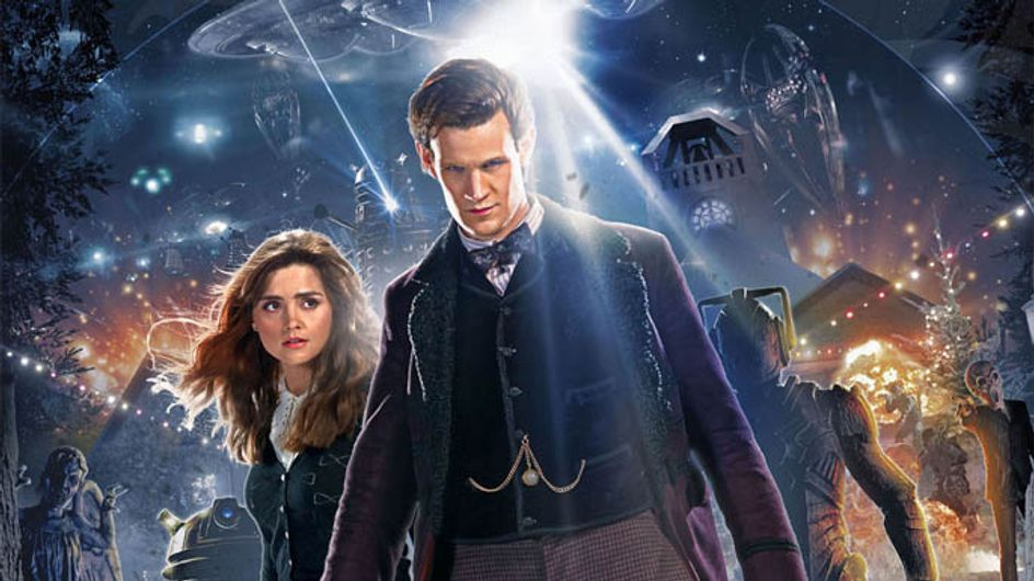 WATCH: The brand new Doctor Who trailer is here