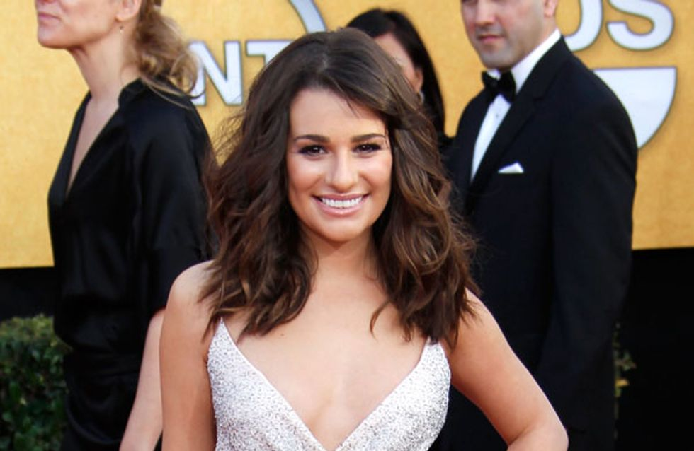 Lea Michele opens up about Cory Monteith and how lucky she felt before his death