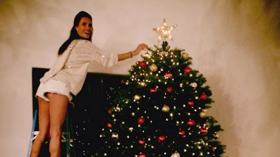 Así se preparan nuestros famosos para la Navidad