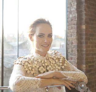 Amber Valletta égérie de la Conscious Collection H&M