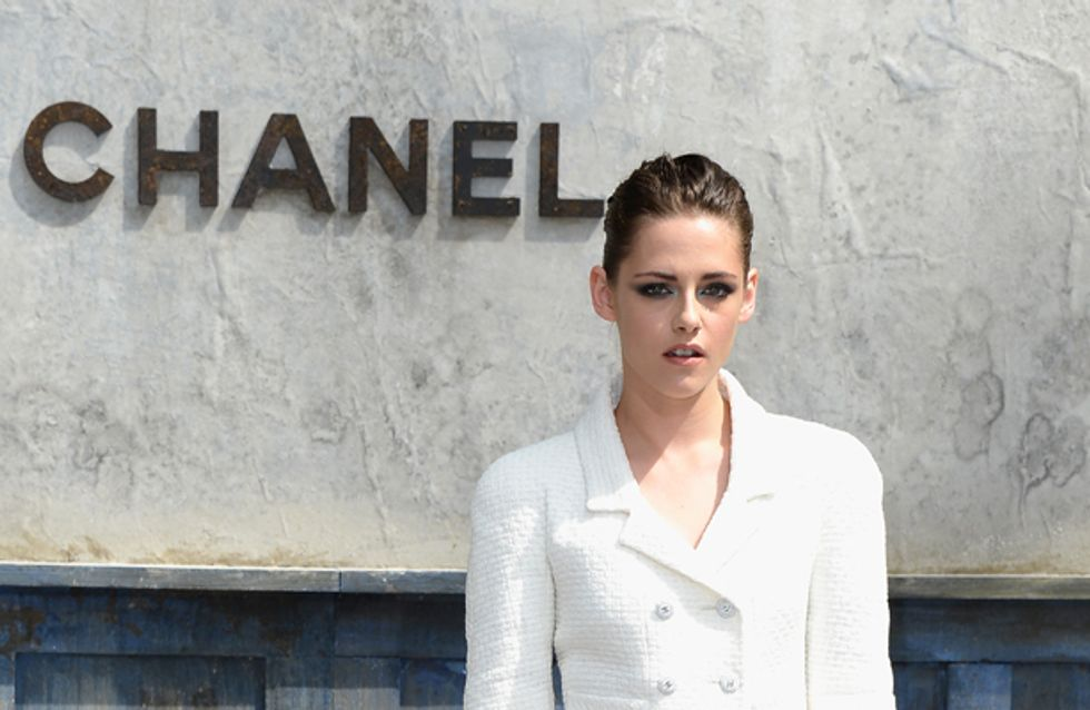 ­­­­Kristen Stewart is the new face of Chanel