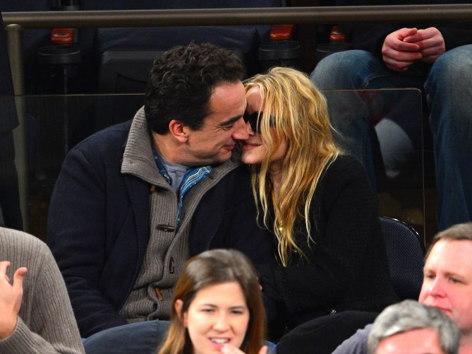 Mary-Kate et Olivier Sarkozy