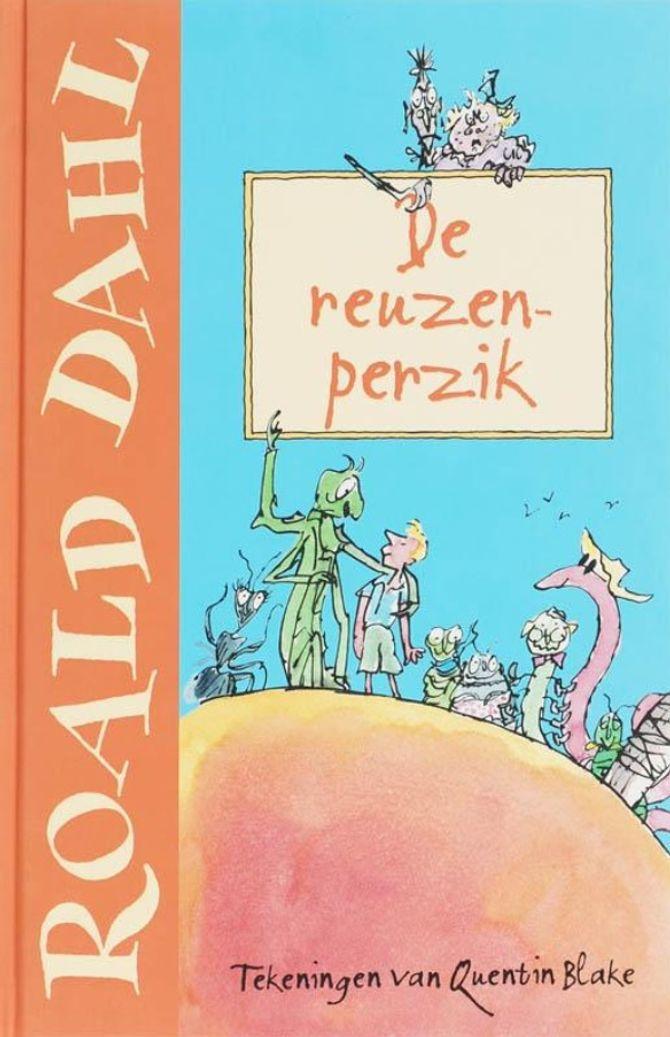 Roald Dahl : De reuzenperzik