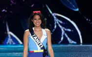 Polémique Miss France 2014 : La réaction de Miss Tahiti
