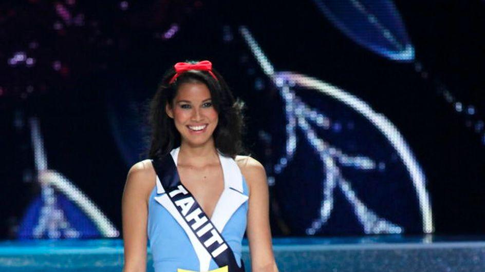 Polémique Miss France 2014 : La réaction de Miss Tahiti