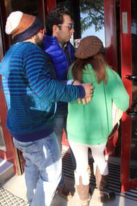 Kiko Rivera, su hermana Chabelita y Alberto Isla