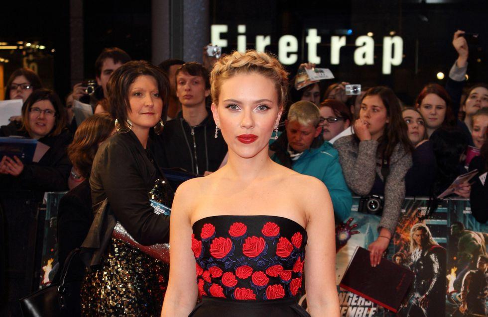Scarlett Johansson : Ses astuces pour être belle à Noël