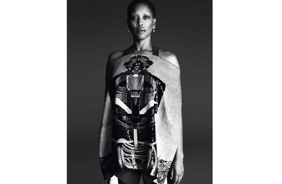 Erykah Badu : Nouveau visage de la campagne Givenchy