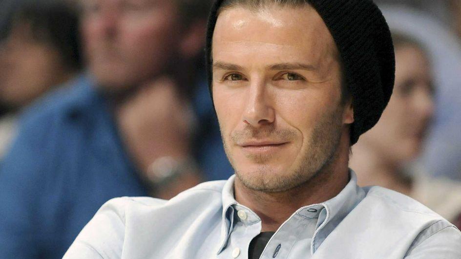 Geständnis: David Beckham weint bei Disney-Filmen!