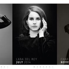 Kate Moss, Lana Del Rey, Charlotte Gainsbourg... Elles posent pour la bonne cause (Photos)