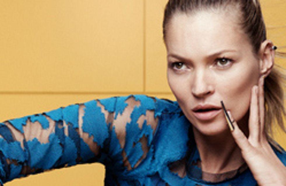 Kate Moss : Nouvelle ambassadrice d'Eleven Paris