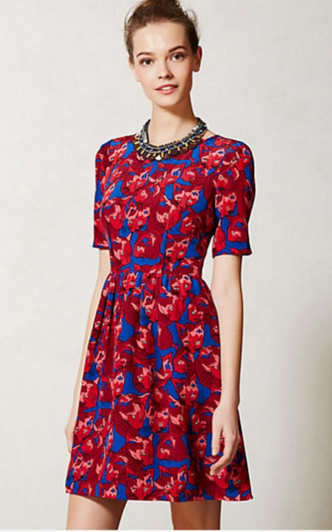 Jurk Anthropologie
