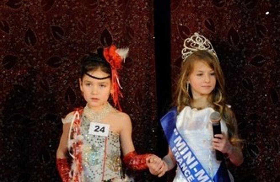 Mini-Miss : Malgré la polémique, le concours a été maintenu