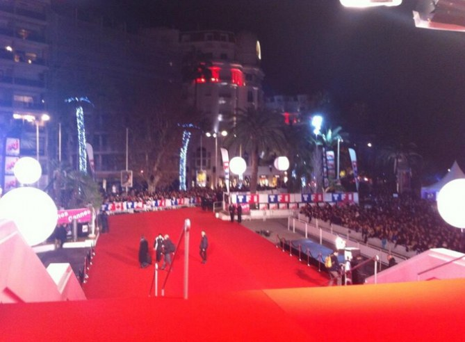 Le tapis rouge des NRJ Music Awards