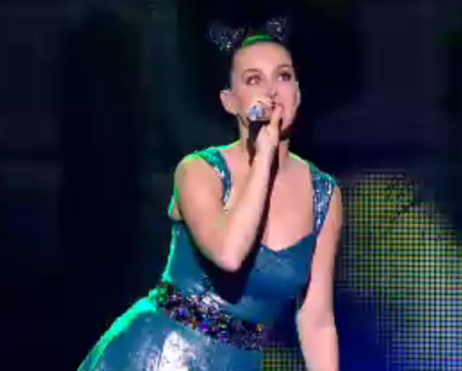 Katy Perry aux NRJ Music Awards