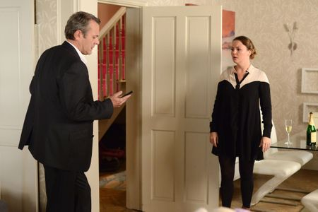 David reveals the recording to Janine