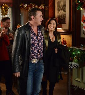 EastEnders 26/12 – Kat and Alfie are chucked out of The Vic