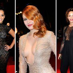 Amel Bent, Elodie Frégé, Noémie Lenoir… décolletés sexy pour les NRJ Music Awards ! (Photos)