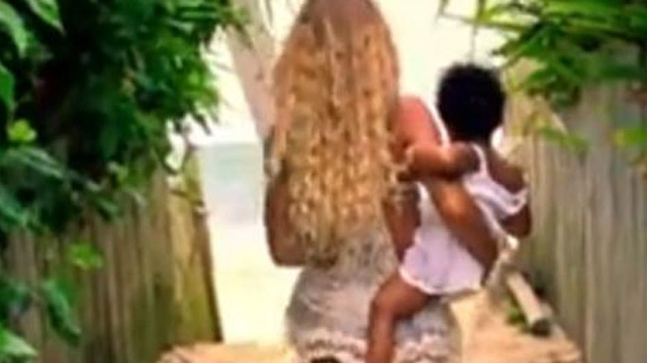 Beyoncé: Tochter Blue Ivy ist der Star in ihrem neuen Video!