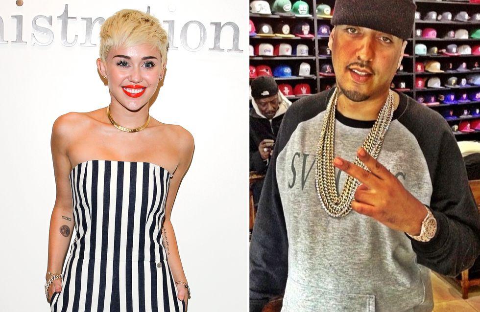 Miley Cyrus : En couple avec le rappeur French Montana ?
