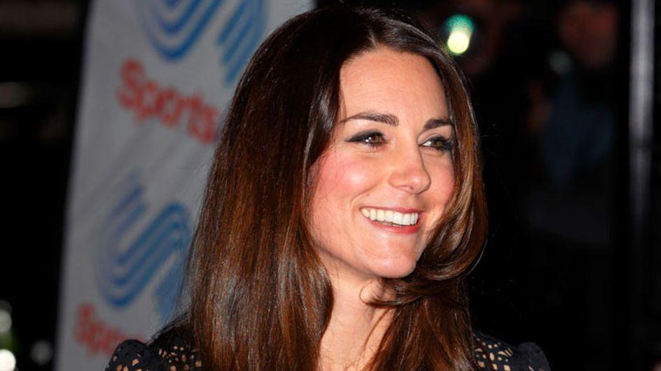 The secret behind Kate Middleton's hair makeover