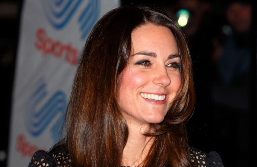 The secret behind Kate Middleton's hair makeover