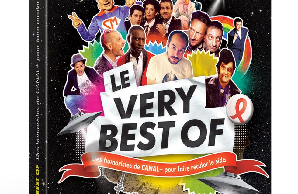 Un DVD The Very Best of ! contre le Sida