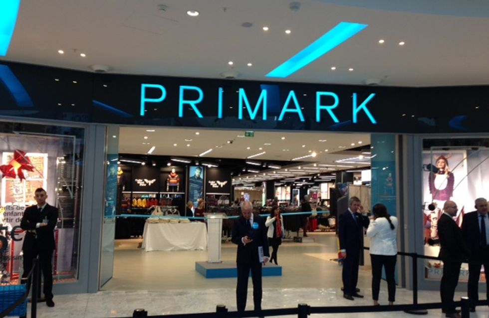 Primark : En direct de l'inauguration de la première boutique à Marseille (Photos)