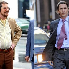 Vom Batman zum Fatman: Christian Bale 20 Kilo schwerer!