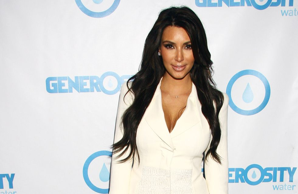 Kim Kardashian : Une nouvelle photo adorable de North West !