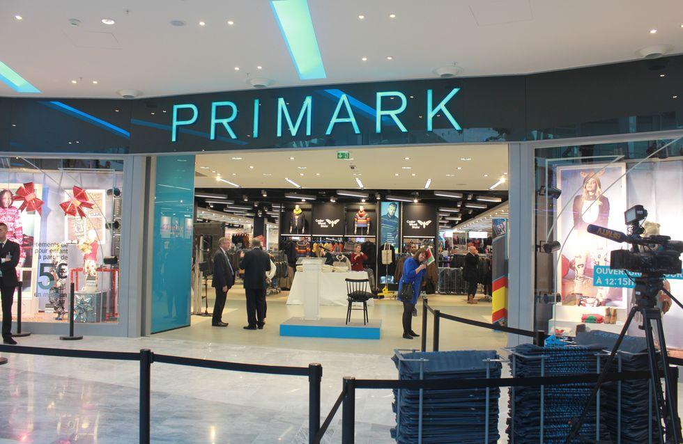 Primark : Découvrez le premier magasin français en images (Photos et Vidéos)