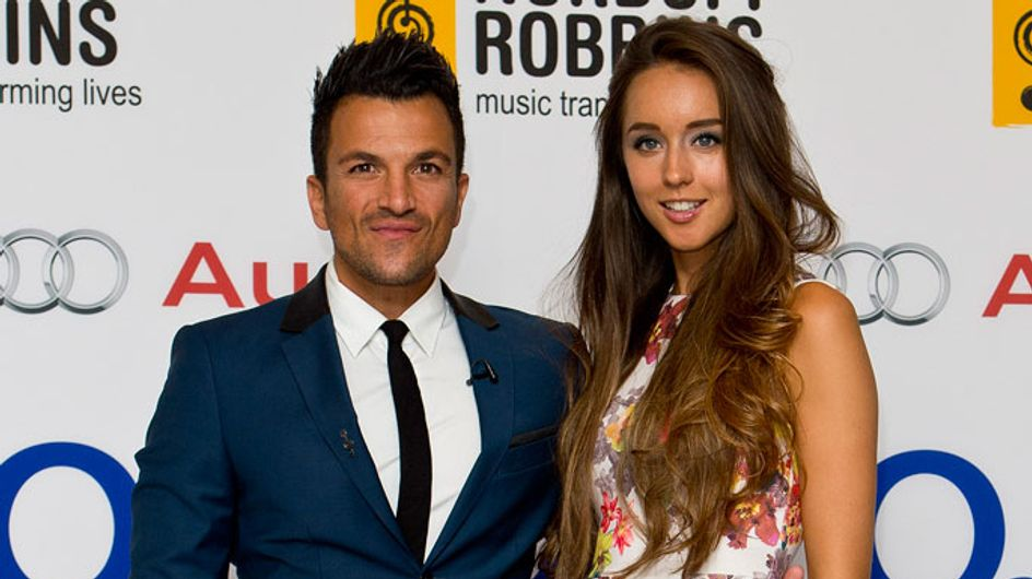 Peter Andre admits to 'meltdown' over breast pumps