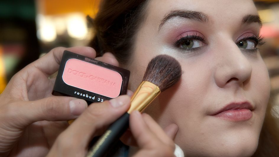 Paso a paso: maquillaje de fiesta de Dolce & Gabbana