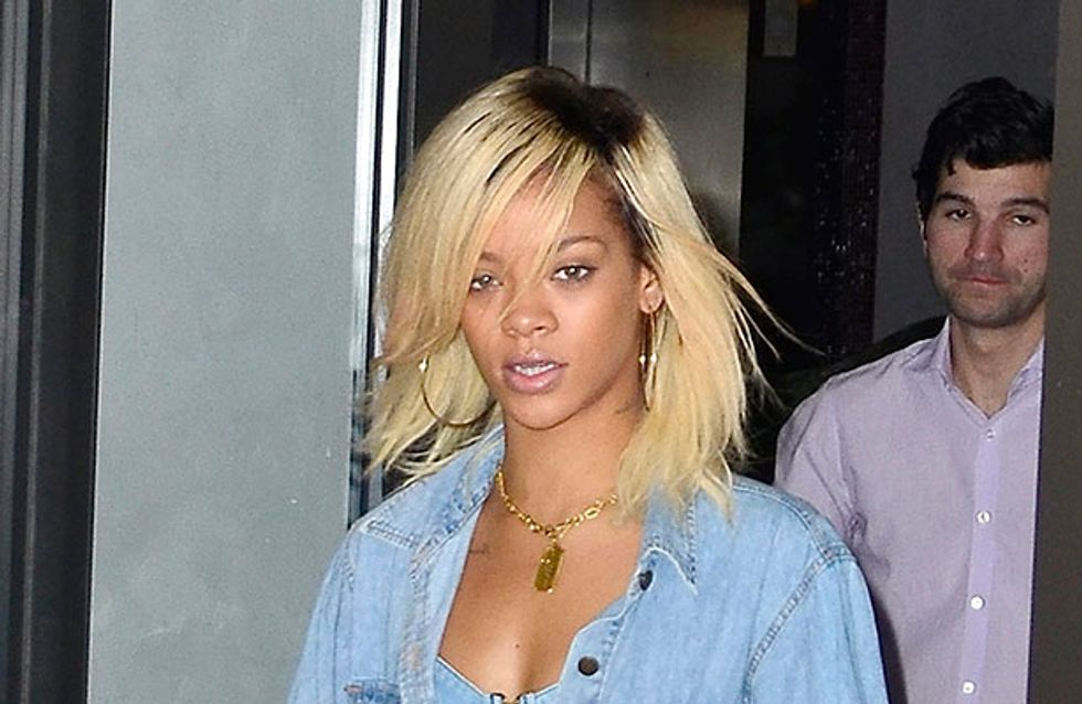 Rihanna is furious with pop rival Beyonce