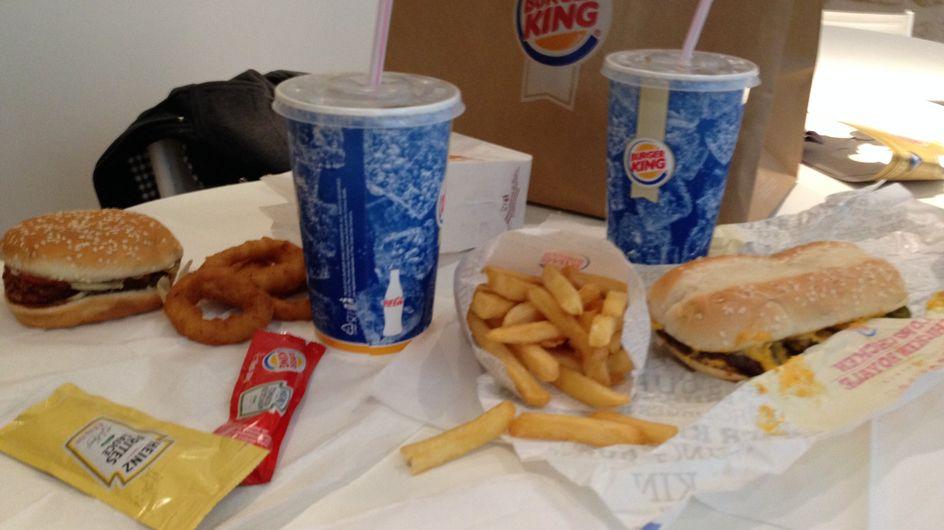 Burger King : On a testé le fameux Whooper ! (Photos et Vidéos)