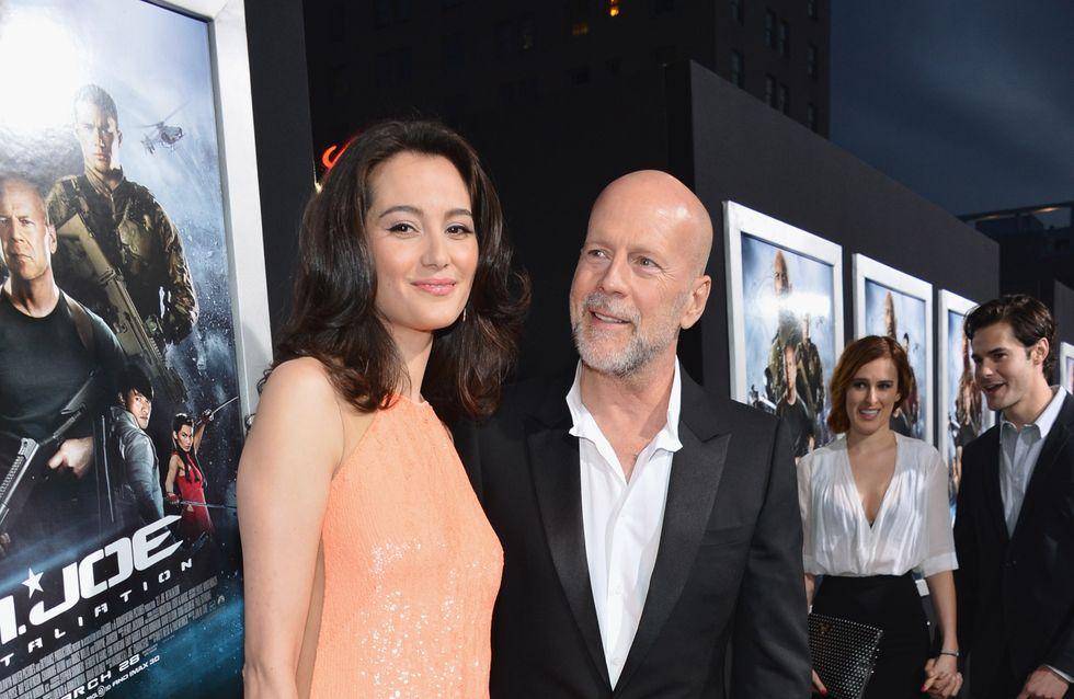 Bruce Willis : Bientôt papa pour la 5e fois ?