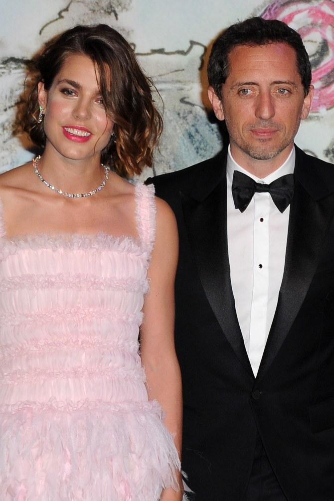 Charlotte Casiraghi & Gad Elmaleh