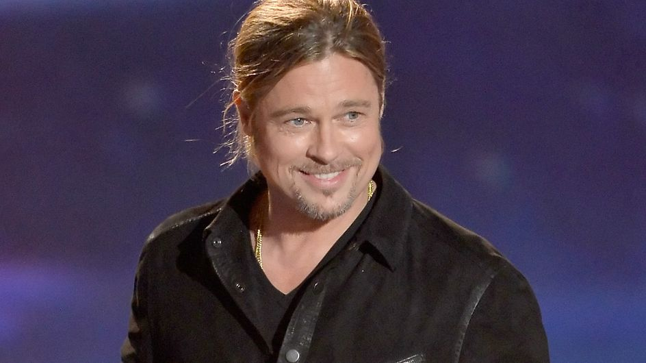 Brad Pitt : 50 ans de looks (Photos)