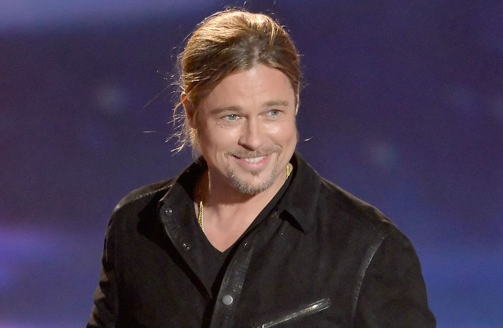 Brad Pitt : 50 ans de looks (Photos)