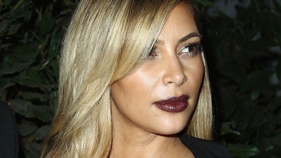 Kim Kardashian wants Kate Middleton's wedding dress