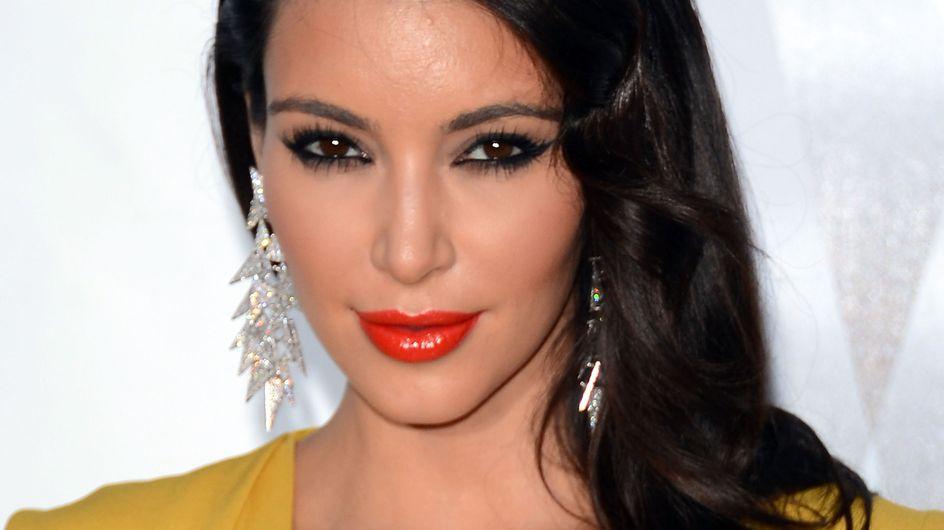 Kim Kardashian : Accusée d'épiler les sourcils de sa fille de 6 mois !