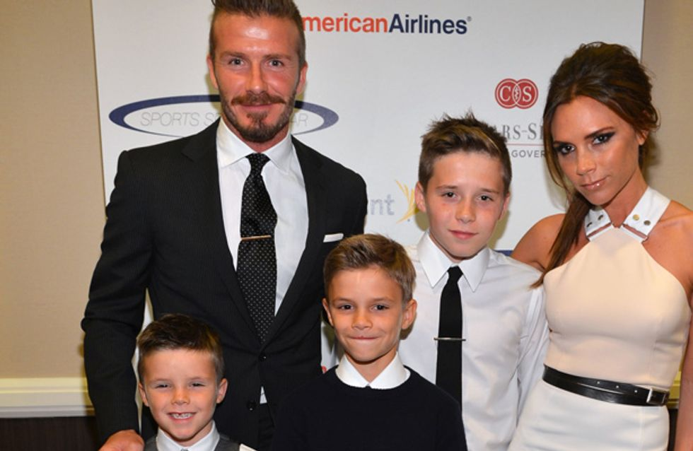 What's in store for Christmas with David and Victoria Beckham?