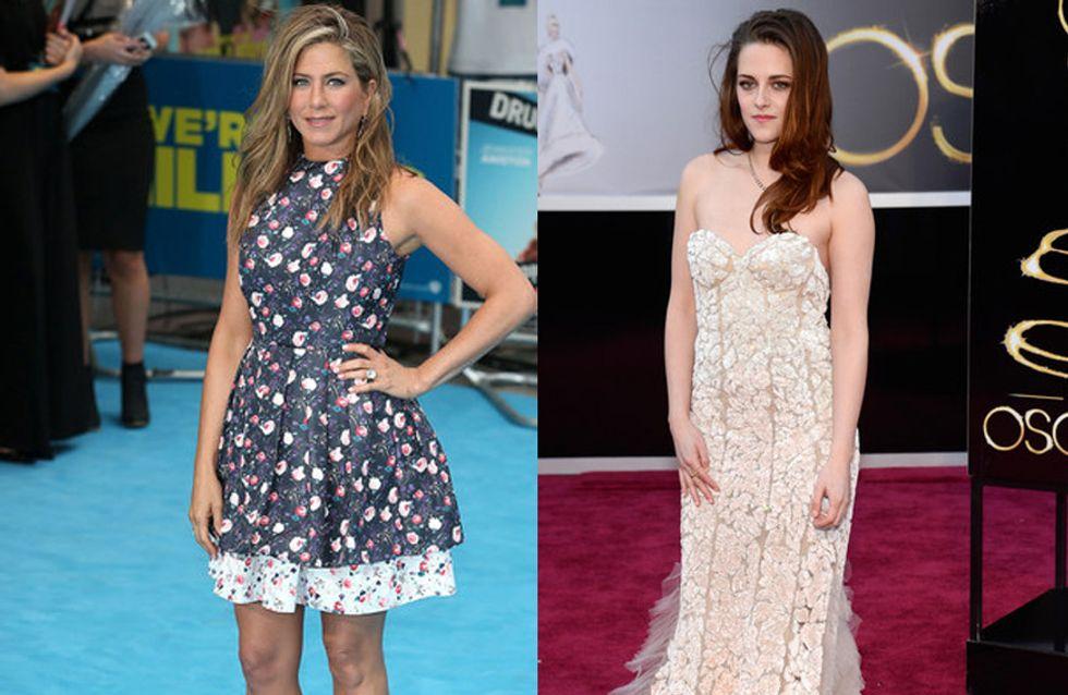 Kristen Stewart, Jennifer Aniston… Les 20 pires looks de l'année 2013